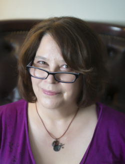 Rachel Caine, Author on a Writing Retreat