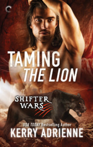 Taming the Lion, Kerry Adrienne